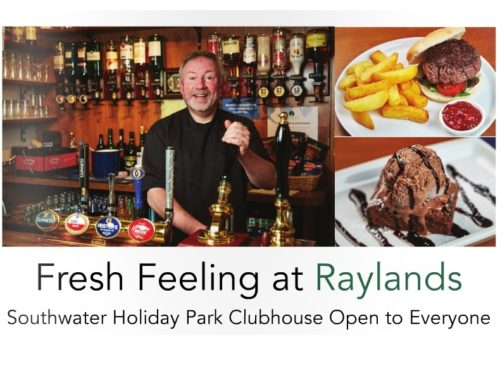 Raylands featured in this month's All About Horsham!