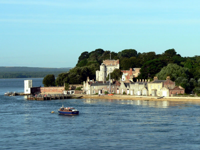 brownsea island in Poole